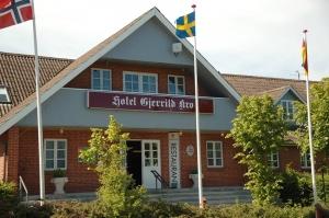 Hotel Gjerrild Kro, kontakt, Gjerrild, Djursland