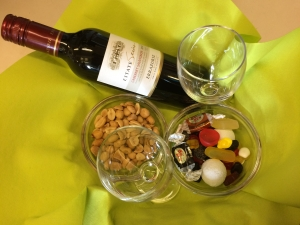 Hotel Gjerrild Kro, vine og drikkevarer, fest,